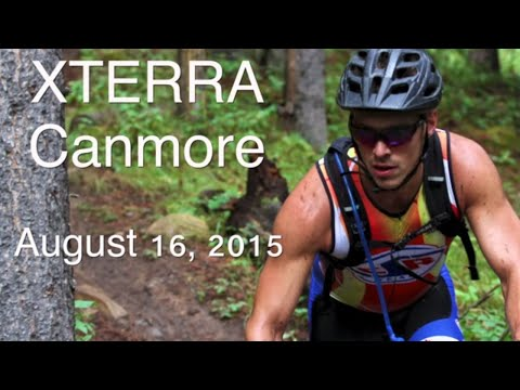 XTERRA Canmore 2015   EPIC YEAR