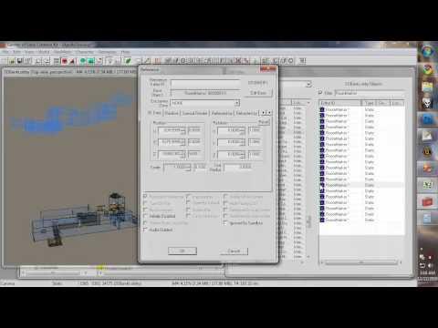 AutoHotkey script for fixing portal marker render bug in Fallout: New Vegas GECK
