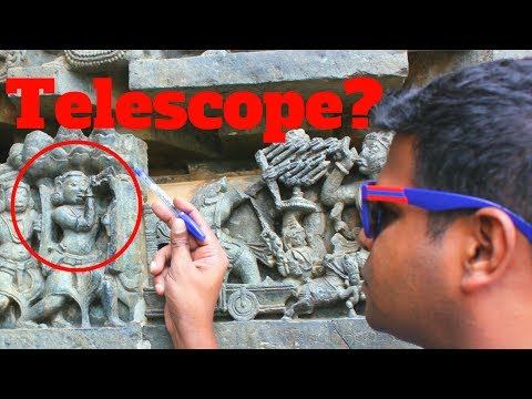 A Telescope Carved in India 900 Years Ago - Technology of the Gods?