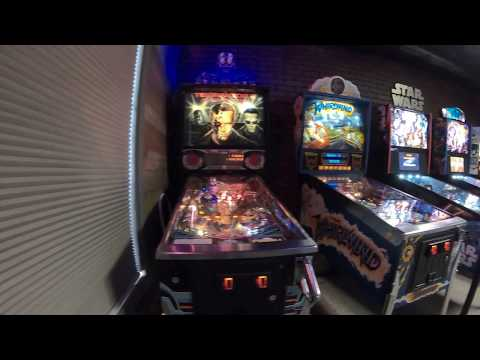 Not so awesome stuff to do with a GoPro Hero6 - The Pinball Alley Lineup