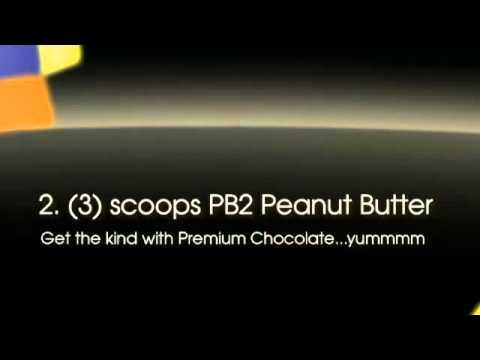 Ultimate LowFat Chocolate Smoothie