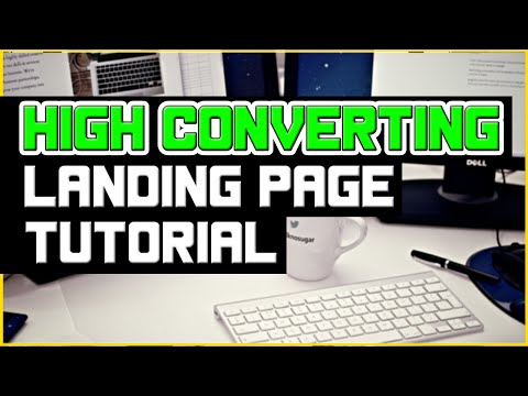 10 Optimization Tips For High Converting Landing Page