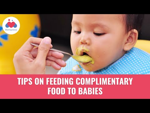 From Breastmilk to Complimentary Food