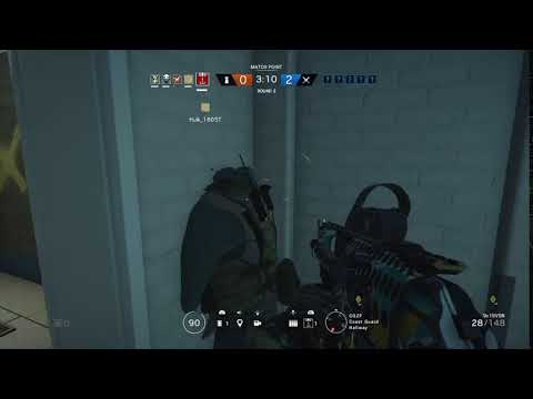 Wall Glitch | Rainbow Six Siege
