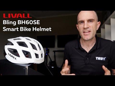 Smart Bike Helmet: Livall Bling BH60SE