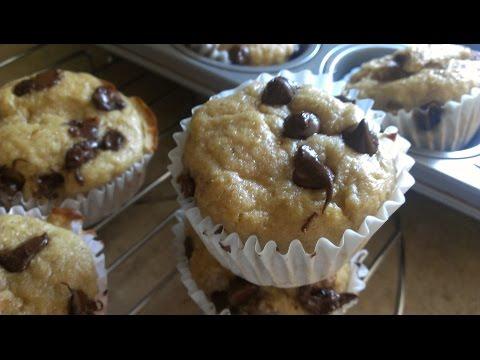 How to Make Banana Oat Yogurt Muffins