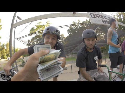 $1000 FINAL BMX OLYMPIC CHALLENGE!
