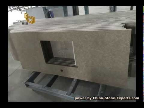 How to choose White and Grey Quartz Countertops for home kitchen design? -YEYANG