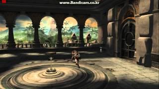 God Of War 2 Walkthrough 06 The Temple Of Lahkesis PCSX2 PAL