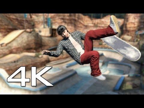 Skate 3: REMASTERED VERSION? (XBOX ONE X 4K)