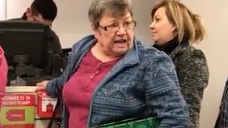Racist Old Lady RANT Will Shock You | What's Trending Now