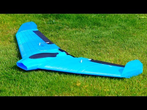 3D Printed RC Airplane - CRASH!!!