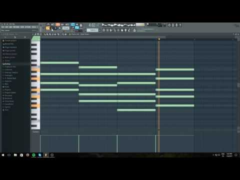 Making Dubstep in FL Studio 12 [January 6th]