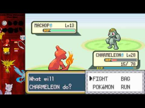 Let's Play Pokemon Fire Red - Part 8
