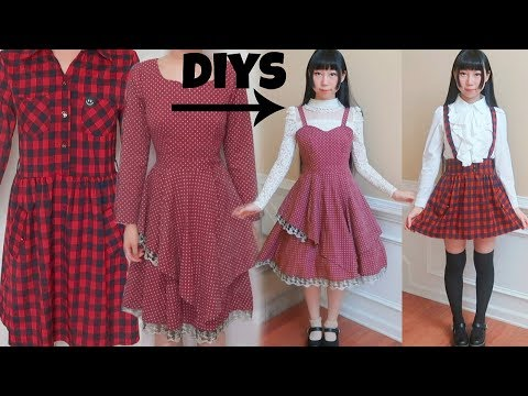 DIY Adorable Outfits Vs Semi Sexy Outfit! Clothes Transformations For Dating