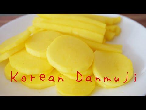 Yellow Pickled Radish/Daikon