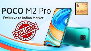 POCO M2 Pro | POCO M2 Pro Confirmed, First Looks, Specs, Price, Launch In India|POCO M2 Pro Features