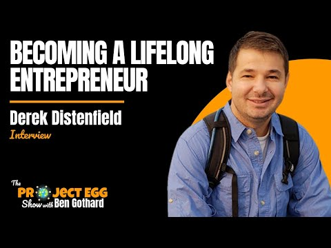 🔴Changing The Fabric Of Industry [ft. Derek Distenfield, COO of 360 Payments]