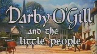 Walt Disney's Darby O'Gill and the Little People - Pretty Irish Girl