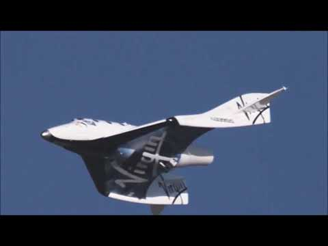 Virgin Galactic's Third Powered Flight