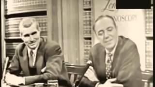 Amiral Richard E.Byrd - Rare Interview TV sur la Terre Creuse