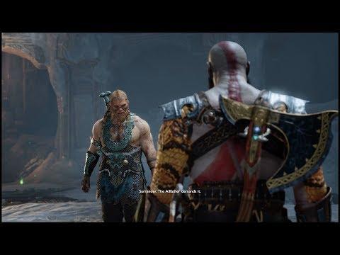 God of War 2018 PS4 Pro Part 6