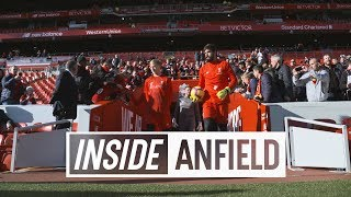 Inside Anfield: Liverpool 4-1 Cardiff City   Exclusive tunnel cam from the Reds convincing win