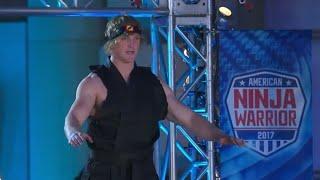 Logan Paul in American Ninja Warrior | Logan is Insane | MaDy