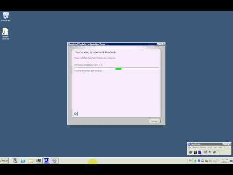How To Configure A SharePoint 2010 Server Farm On Windows Server 2008 R2