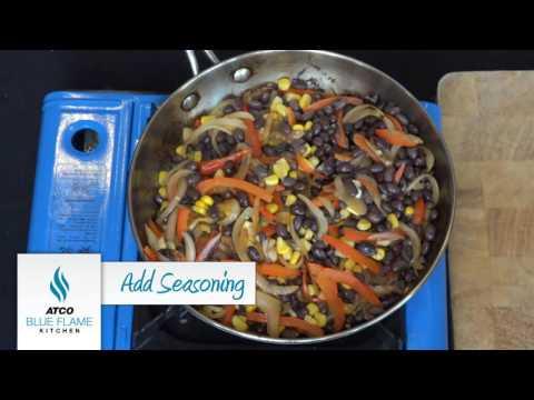 Build-Your-Own Quesadillas