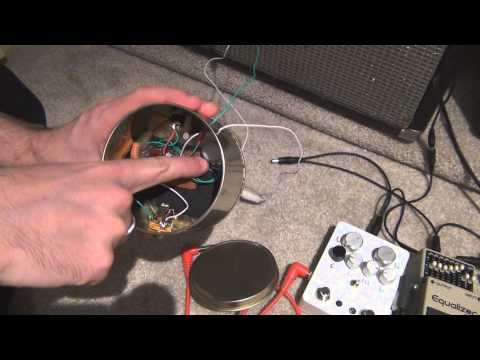 Build A Guitar Amp for Under 10 Dollars