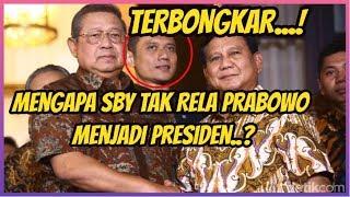 TERBONGKAR..! MENGAPA SBY TAK RELA PRABOWO MENJADI PRESIDEN~ BERITA TERBARU HARI INI~ BERITA TERKINI