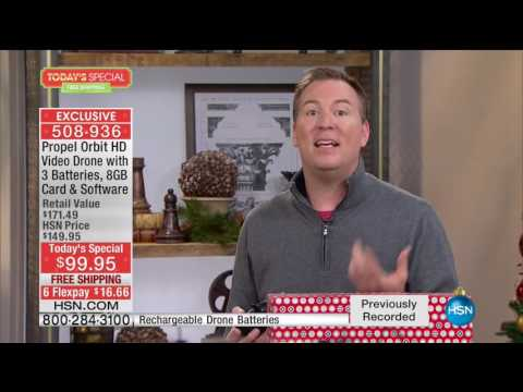 HSN | Toy and Electronic Gifts 11.23.2016 - 05 AM