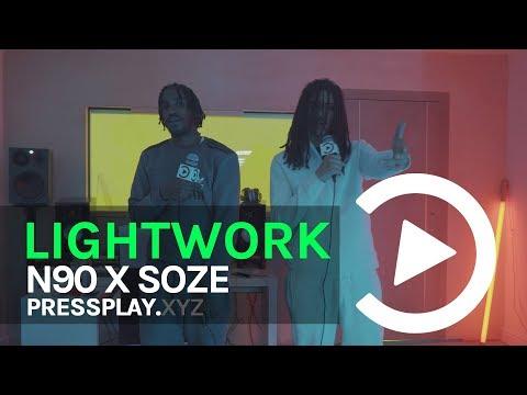 #9thStreet N90 X Soze - Lightwork Freestyle | Pressplay