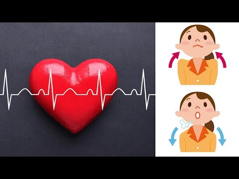 How to Calm a Fast Heartbeat (Tachycardia)