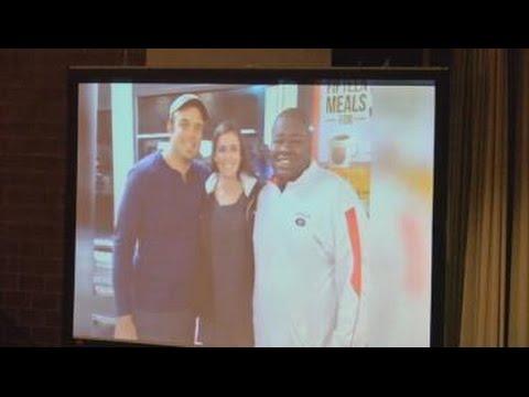 WATCH: Columbus man Deonn Carter's homegoing service