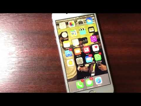 How to open and backup iPhone with broken touchscreen