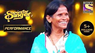 Ranu Mondal - एक Real Life Story! | Superstar Singer