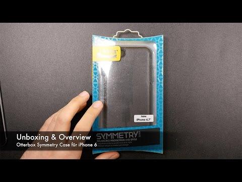 Unboxing & Overview Otterbox Symmetry Case für iPhone 6