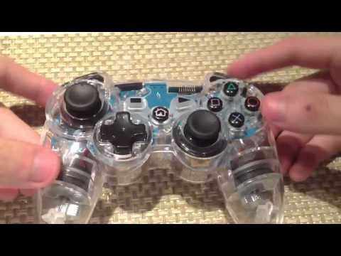 AfterGlow Wireless Controller Review (PS3)