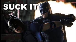 SUCK IT NOLAN! The Dark Knight Returns To The Big Screen