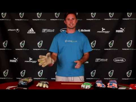 How to Size Goalkeeper Gloves for Adults and Youth