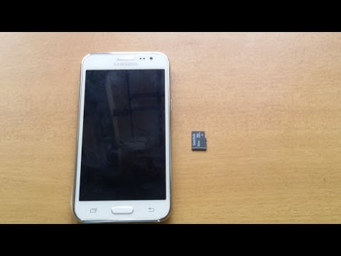 Samsung Galaxy J2  Test Memory  64/32 GB Memory card Support | Testing Mobile Tutorial Video