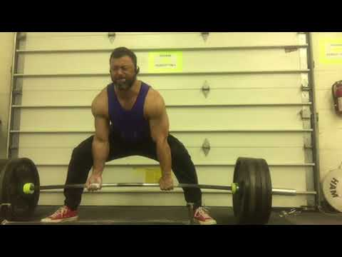5 plate dropset Charley Horse