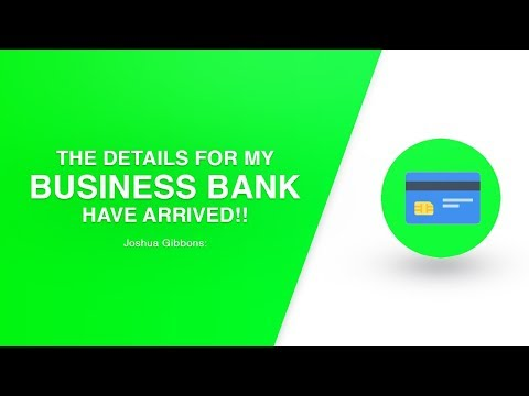 THE BUSINESS BANK IS OPEN!!  [A 16 YEAR OLD'S AMAZON FBA UK JOURNEY]