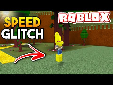 *NEW* SPEED GLITCH!   Build A Boat For Treasure ROBLOX
