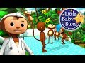 Five Little Monkeys Jumping On The Bed Part 2 Nursery Rhymes