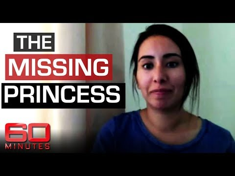 Xxx Mp4 The Runaway Princess Of Dubai Part One 60 Minutes Australia 3gp Sex