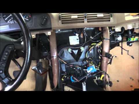 11-2-13 heater core mess 97 BMW 5 series
