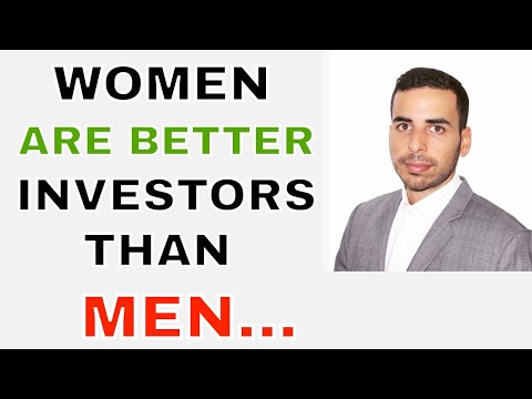 Women are better Investors than men - stock market beginners india - learn stocks india